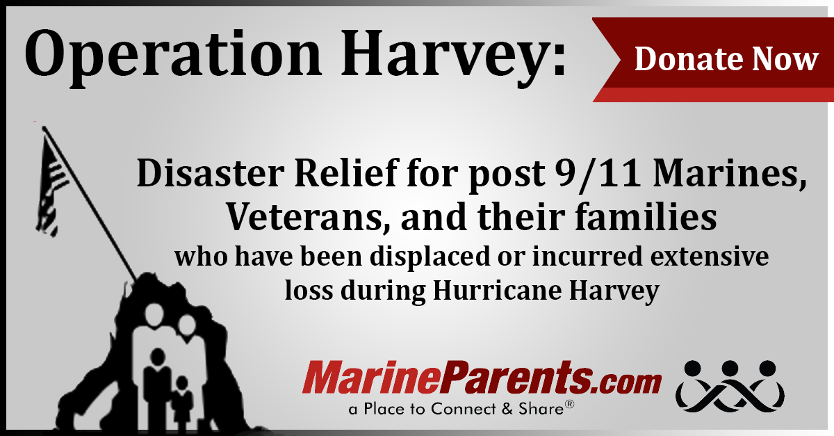 MarineParents Operation Harvey