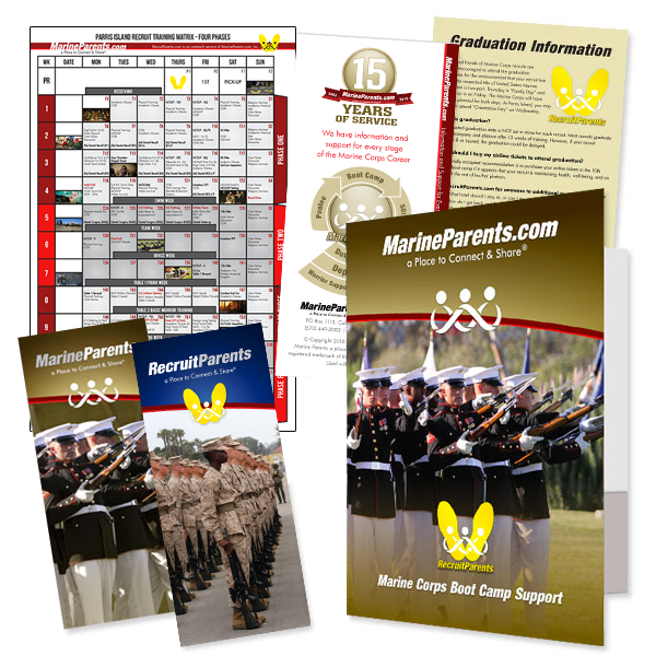Corps Kit™-Recruiters  Poolee Presentation Kit (Folders & Brochures)