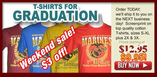 Graduation T-Shirts On Sale!